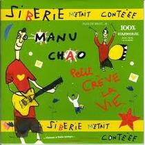 Vinilo Doble + Cd Frances Manu Chao Siberie M´etait Contéee