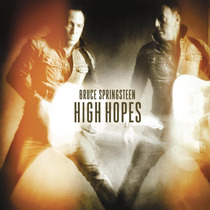 Bruce Springsteen High Hopes Lp 2vinilos180grs.+cd Imp.nuevo