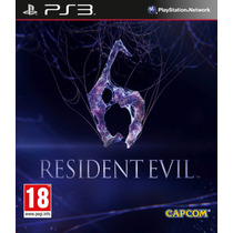 Resident Evil 6 Ps3 Descarga Digital Original En Tu Play