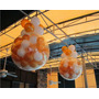 Piñata Comunión Bautismo 30 Globitos Contus Dijes Englobados