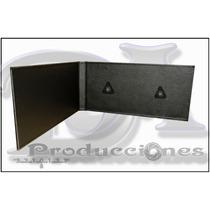 Cajas / Estuches Para Dvd / Cd Dobles Artesanales Cuerina