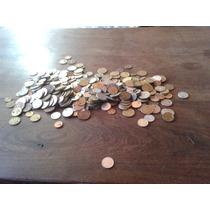 Lote De 350 Monedas Antiguas Perforadas