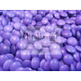 Confites Lentejas De Chocolate Color Violeta X 500g