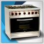 Cocina Morelli Mod 900 Linea Hogar Tapa De Vidrio