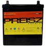 Bateria Para Auto 12x35 Preisz Calcio Plata- Linea Asiatica