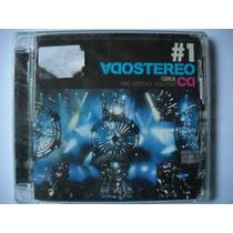 Soda Stereo Me Verás Volver #1 Cd + Soda Stereo, Sumo.