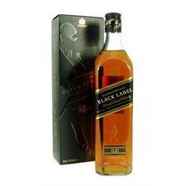 Whisky Johnnie Walker Black Label 750 Ml En Estuche