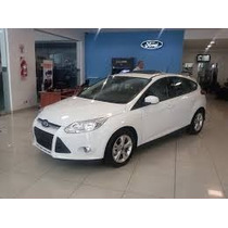 Ford Focus 0km Financiacion Solo Con Dni No Es Plan