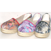 Alpargatas Motor Oil Zapatillas Zapatos Sandalias