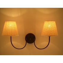 Lampara Pared Aplique B.consumo,led.estudio-light