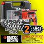 Taladro Percutor Atornillador 13 Mm 650w Black Decker Tm650