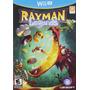 Rayman Legends Nintendo Wii U Nuevo Sellado Original