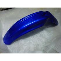 Guardabarro Delantero Guerrero Gxr 200 Azul 4 Agujeros