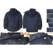 Campera Seguridad,trabajo,truker,imperneable,uniformes,frio