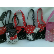Bolsitas Golosineras Mickey Minnie Damita