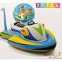 Moto De Agua Infantil, Bote Inflable, Intex