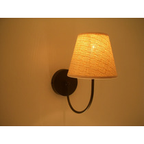 Lampara Pared Aplique B.consumo,led,iluminación.estudio-ligh