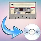 Digitalización Casette De Audio Musica A Cd, Dvd, Tu Celular