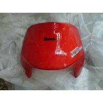 Frente Zanella Zb110 Mod. G4 Rojo - Dos Ruedas Motos