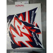 Kit Calcos De Honda Xr 600 Mod. 96 En Walls Bike