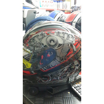 Casco Pista Integral Mt Engine 2014