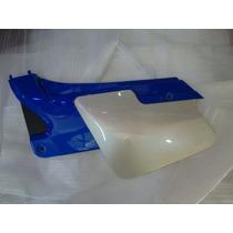 Cacha Lateral Guerrero Gxl 125 Azul Izquierda - Dos Ruedas
