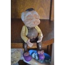 Anciano Porcelana Fria