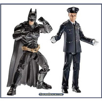 Batman Y The Joker Dark Knight Guason Gatubela Bane Arkham