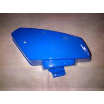 Cacha Lateral Guerrero Econo G70-90 Azul Derecha - Dos Rueda