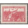 Argentina Mt 336 - Gj 681 Revolución Año 1930 Mint