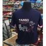 Remera Tango Cafe Buenos Aires Argentina Milonga Algodon