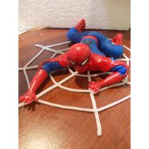 Hombre Araña En Porcelana Fria! Tortas Souvenir, Decoracion