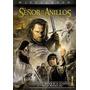 El Señor De Los Anillos El Retorno Del Rey - 2 Dvd - Usada