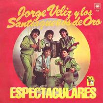 Cd De Jorge Veliz Y Los Santiagueños De Oro