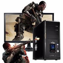 Lx101 Pc Intel I5 / 8gb / 500gb / Hdmi / Juegos - 12 Cuotas