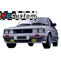Spoiler Renault 11 Delantero