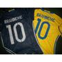 Camiseta Suecia !!! Opcional #10 Ibrahimovic