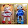 Muñeca De Tela Con 5 Canciones. Woody Toys. La Plata