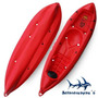 Kayak Atlantikayak K1 + Remo + Asiento Tarjetas De Credito!!