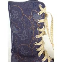Zapatillas Bota De Jeans Nro 30 O.mar2011