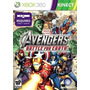 Marvel Avengers Battle For Earth Kinect Xbox Ntsc Nuevo