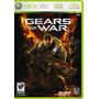 Juego Gears Of War 1 Xbox 360 Ntsc Español Un Clasico