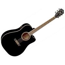 Guitarra Electroacustica Washburn Wa90ce Corte Y Eq Envios