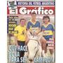 El Gráfico 3719 Olimpia Campeon Supercopa Boca - Ben Johnson