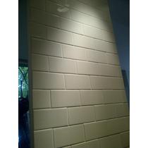 Azulejo Ceramico Blanco 7.5x15 Diseño , Los Originales !!!