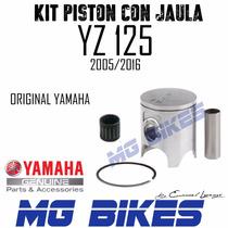 Kis Piston Yamaha Yz 125 2005 2016 Original Solo Mg Bikes