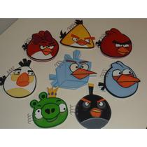 10 Unidades Angry Birds Souvenir Libreta/anotador