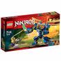 Lego Ninjago 70754 Electromech - Original - Mundo Manias