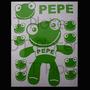 Vinilos Decorativos - Sapo Pepe -