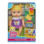 Baby Alive - Ready For School Baby De Hasbro - Tuni A2774